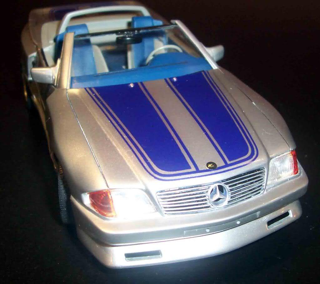 Koënig 500 SL Fujimi Imagen039
