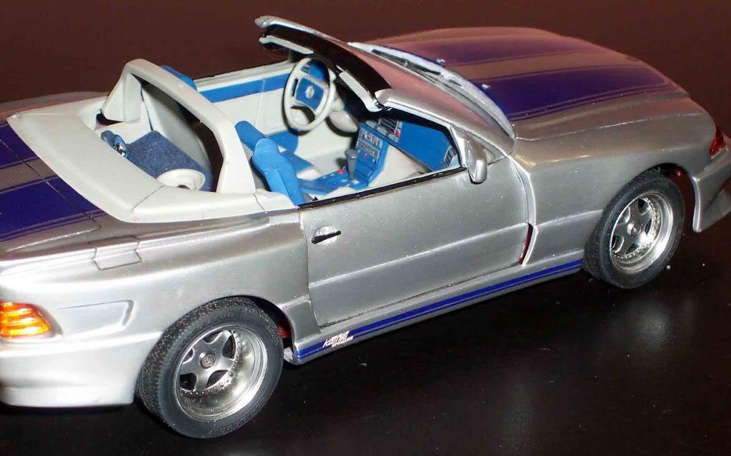 Koënig 500 SL Fujimi Imagen042