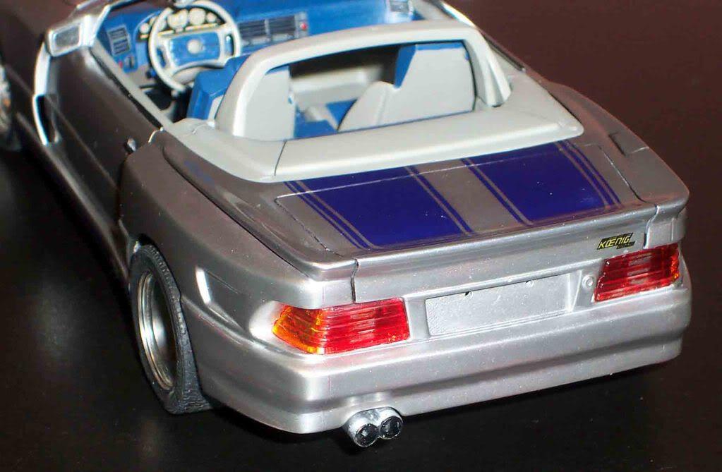 Koënig 500 SL Fujimi Imagen044