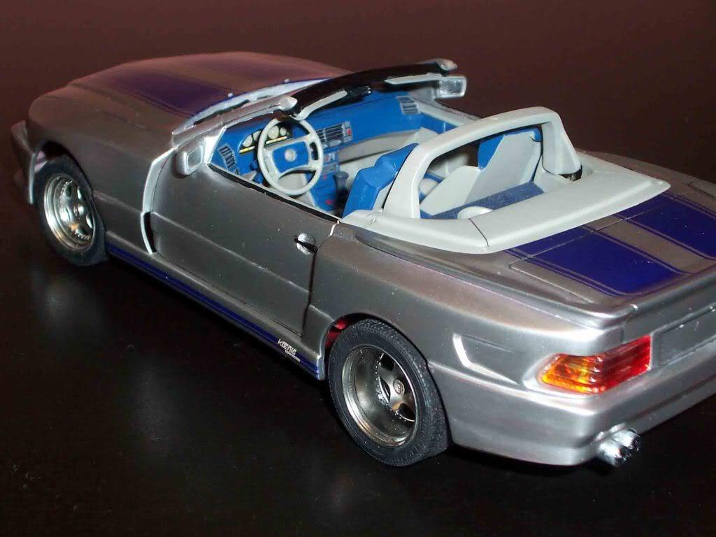 Koënig 500 SL Fujimi Imagen045