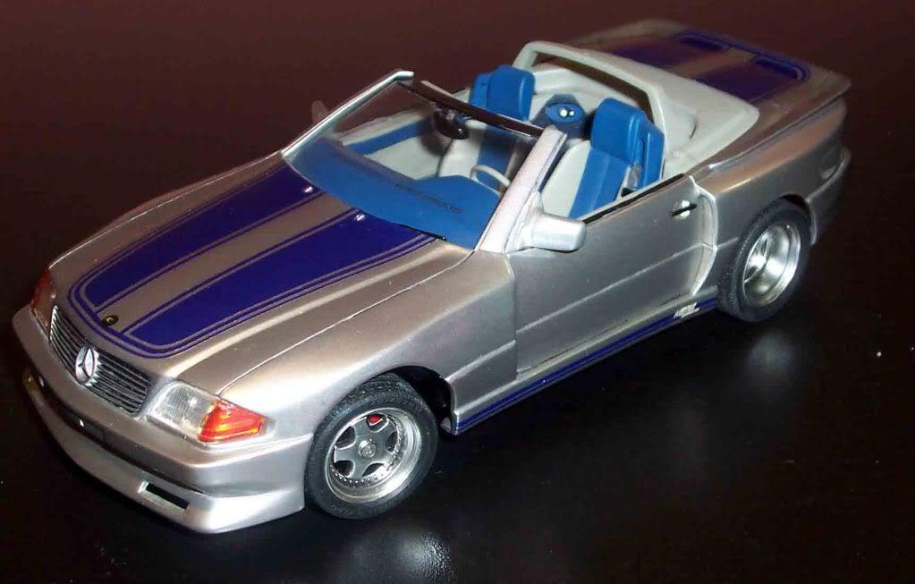 Koënig 500 SL Fujimi Imagen047