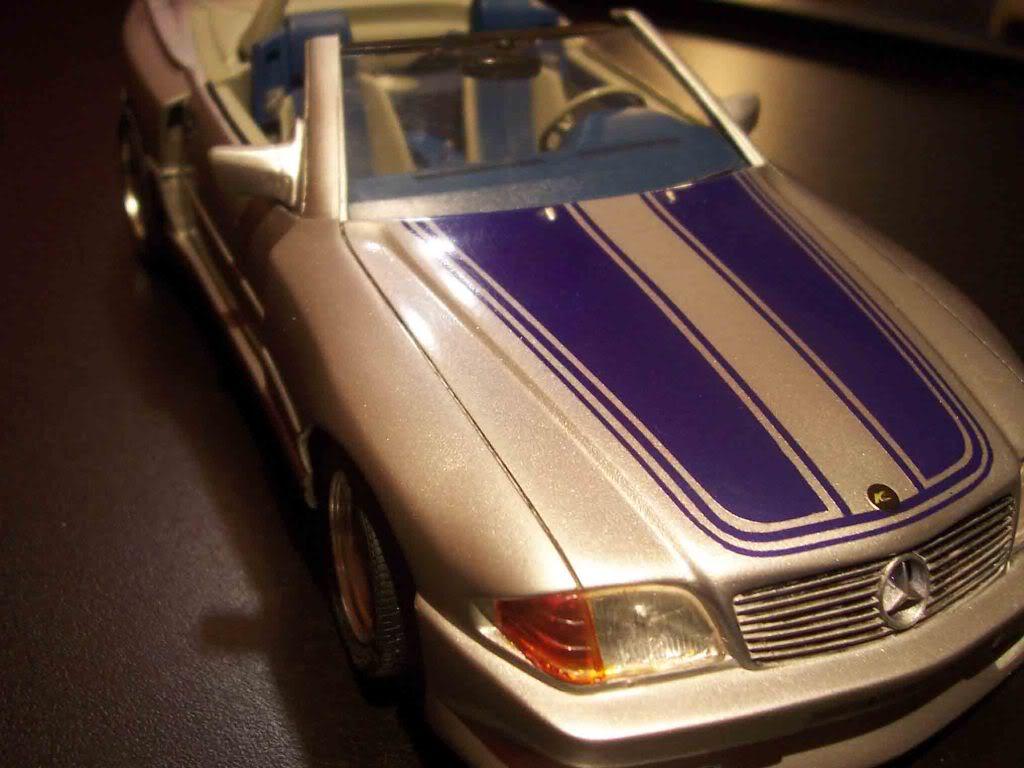 Koënig 500 SL Fujimi Imagen049