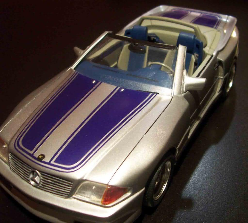 Koënig 500 SL Fujimi Imagen050