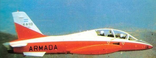 AERMACCHI MB-339 A 1