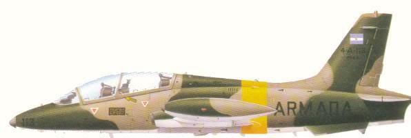 AERMACCHI MB-339 A 2
