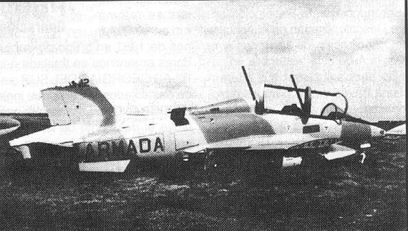 AERMACCHI MB-339 A 7