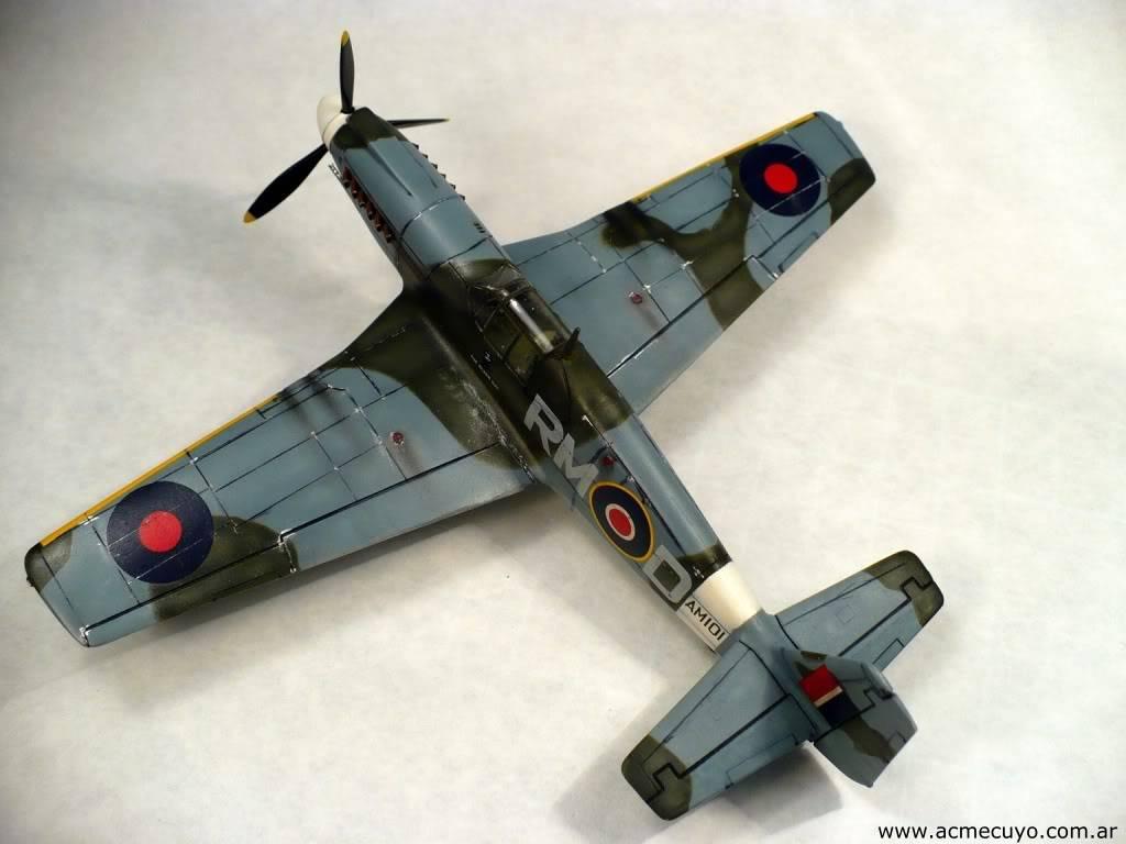 "1/72 Mustang P-51 I ""Razorback"" Acmecuyo-Mustang-P51B-ErnestoGre-4"