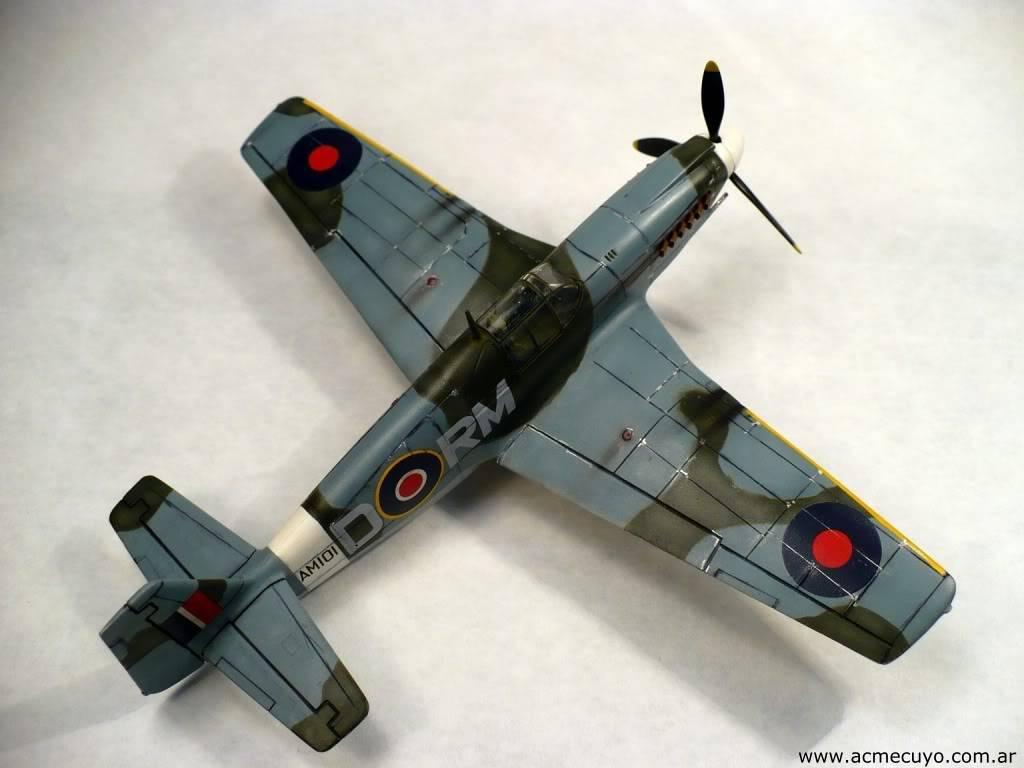 "1/72 Mustang P-51 I ""Razorback"" Acmecuyo-Mustang-P51B-ErnestoGre-7"