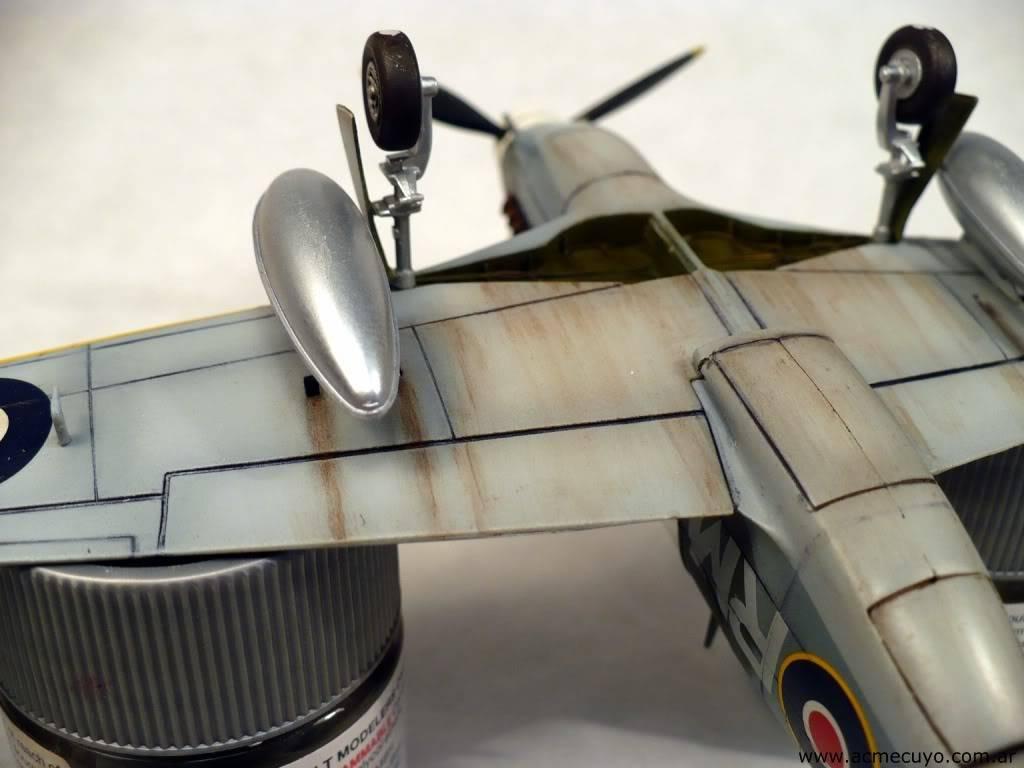 "1/72 Mustang P-51 I ""Razorback"" Acmecuyo-Mustang-P51B-ErnestoGremol"