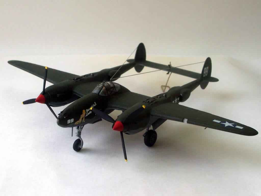 1/72 - P-38 Ligthning Imagen001