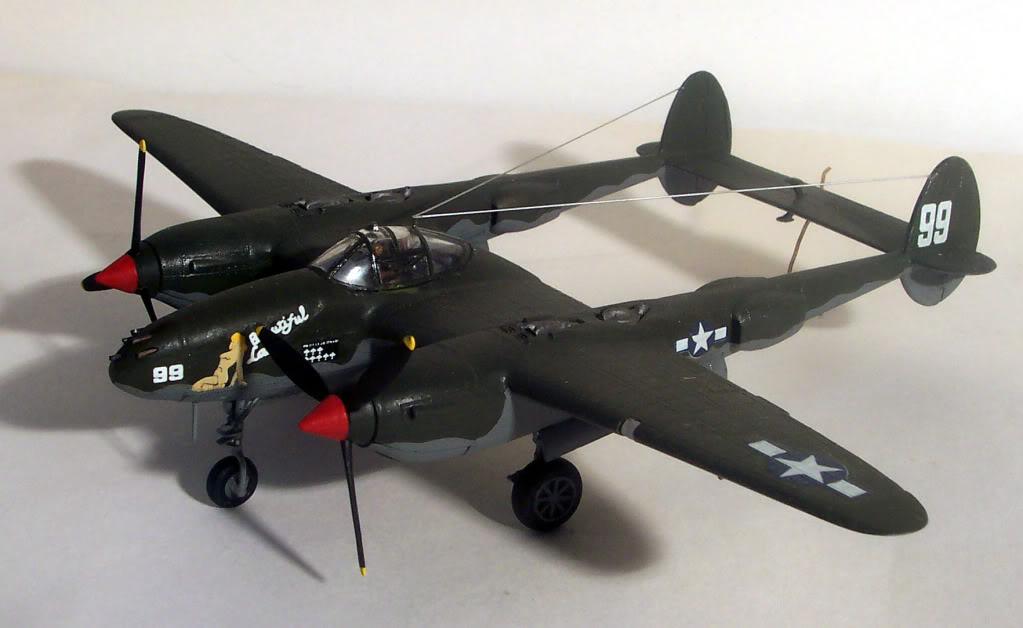 1/72 - P-38 Ligthning Imagen003