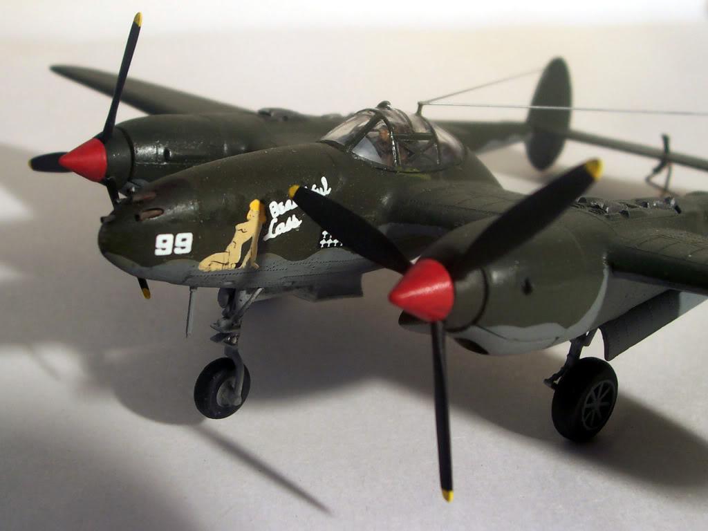 1/72 - P-38 Ligthning Imagen007