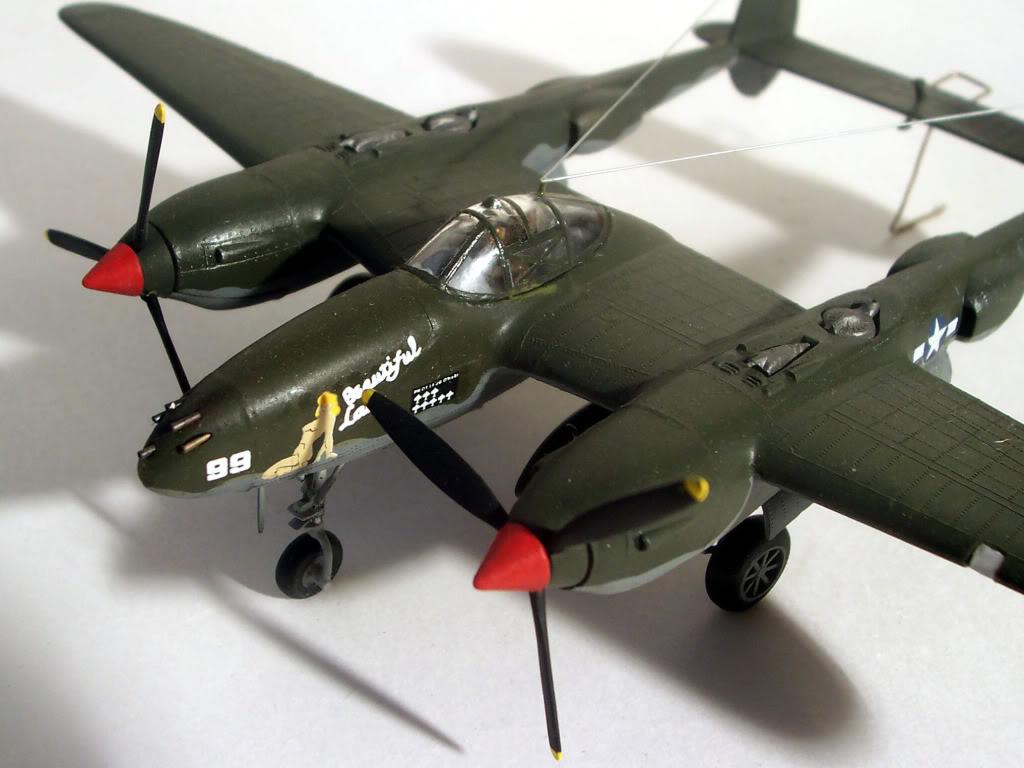 1/72 - P-38 Ligthning Imagen008