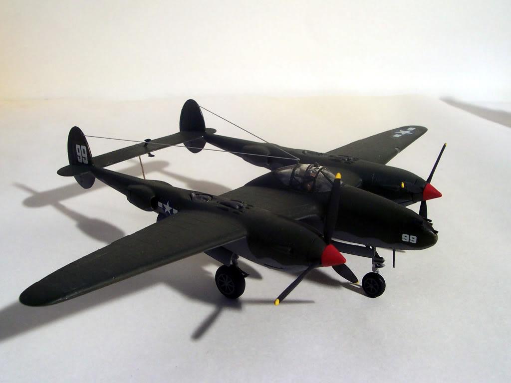 1/72 - P-38 Ligthning Imagen010