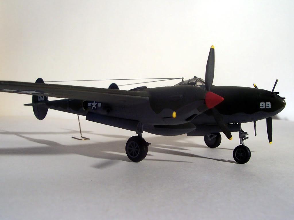 1/72 - P-38 Ligthning Imagen011