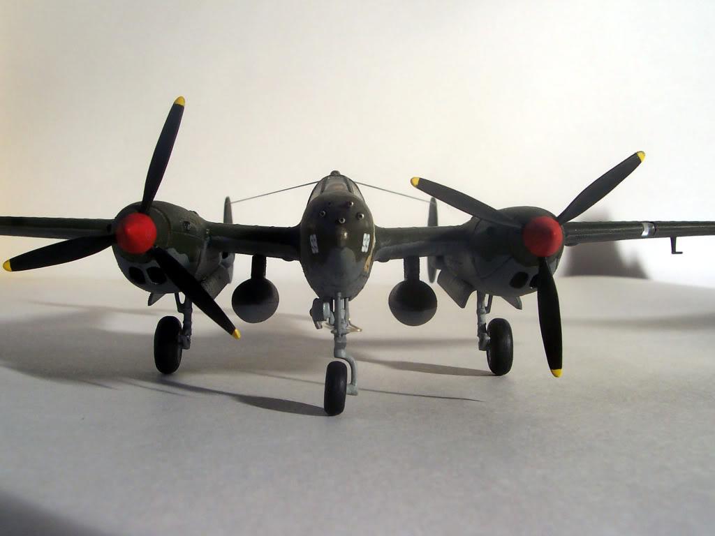 1/72 - P-38 Ligthning Imagen012