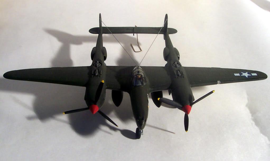 1/72 - P-38 Ligthning Imagen014