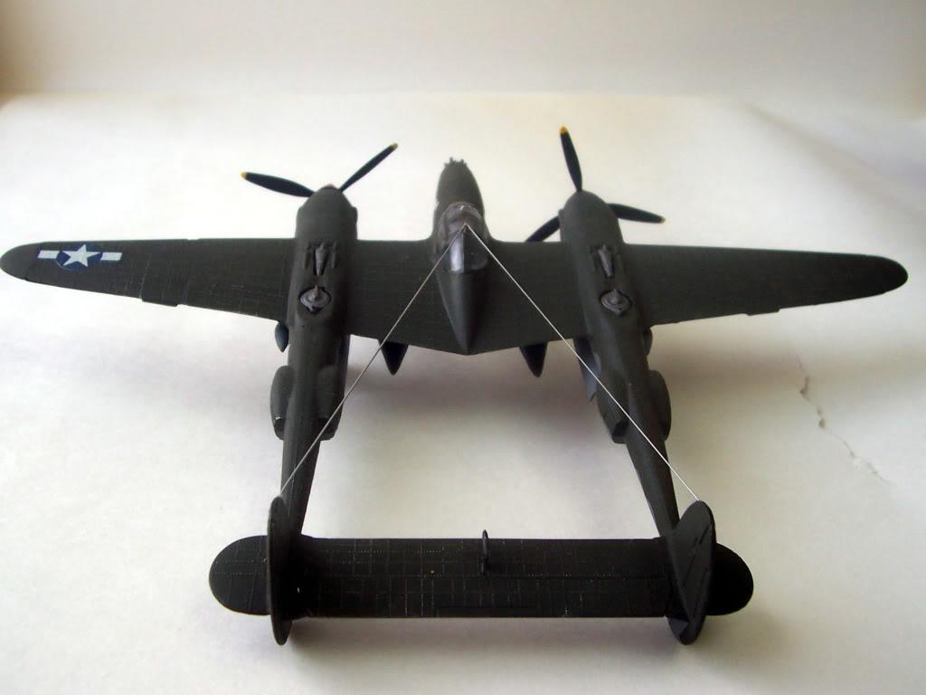 1/72 - P-38 Ligthning Imagen017