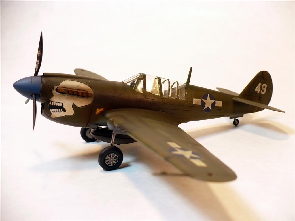 1/72 P-40 N Warhawk P1020671Large