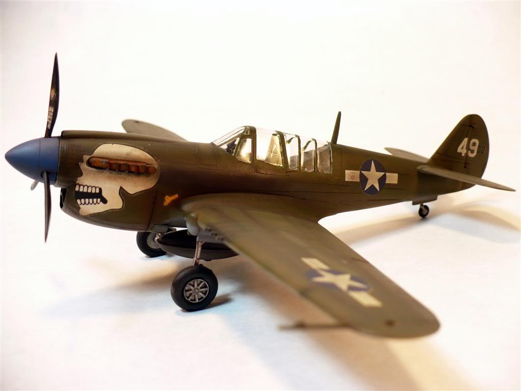 1/72 P-40 N Warhawk P1020672Large
