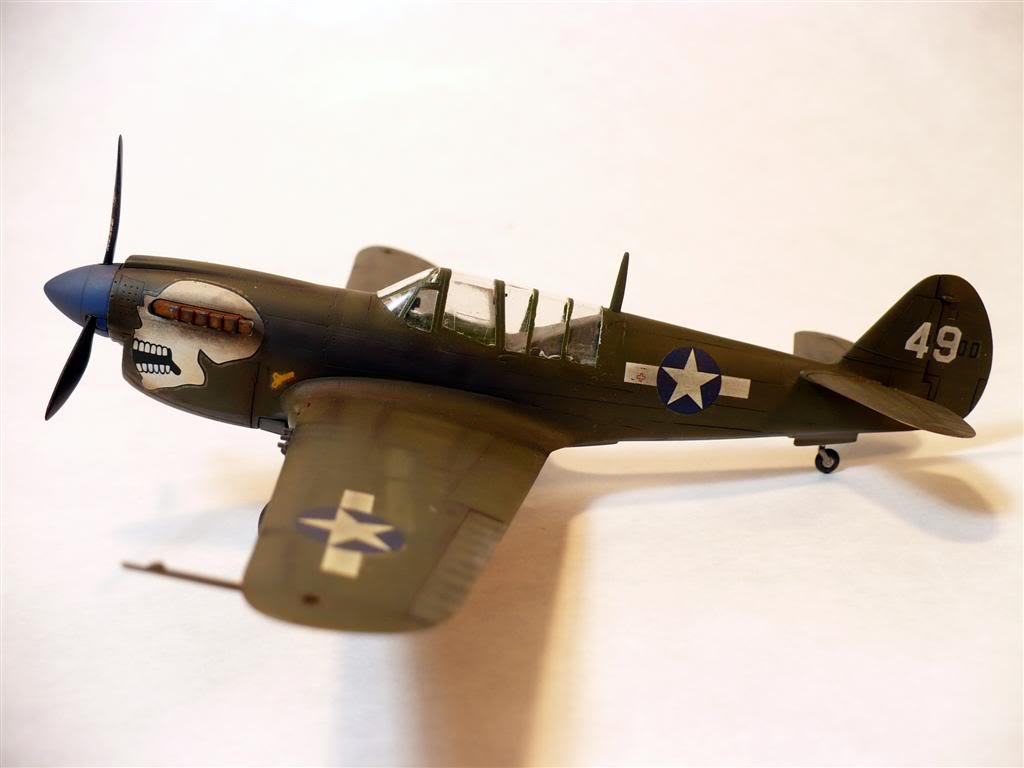 1/72 P-40 N Warhawk P1020673Large