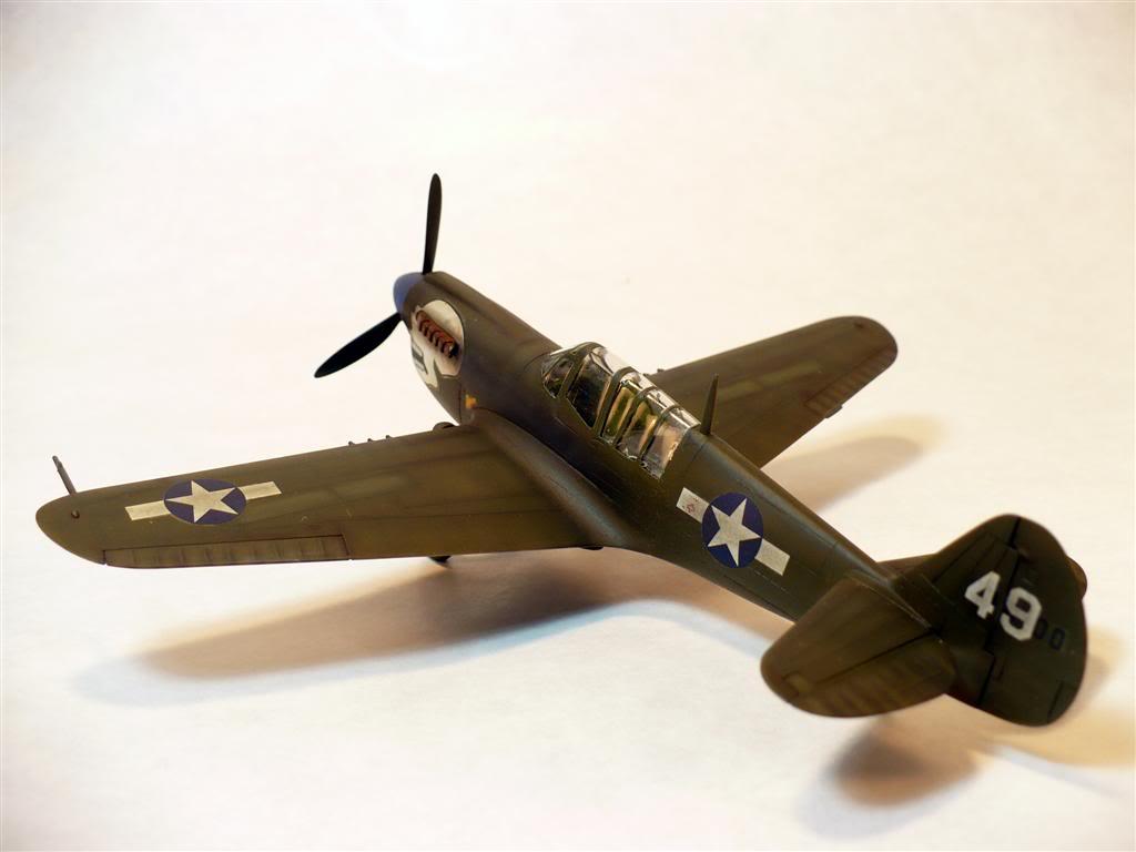1/72 P-40 N Warhawk P1020675Large