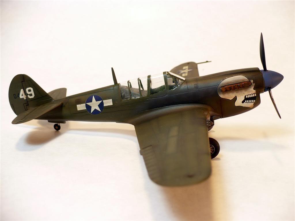 1/72 P-40 N Warhawk P1020678Large