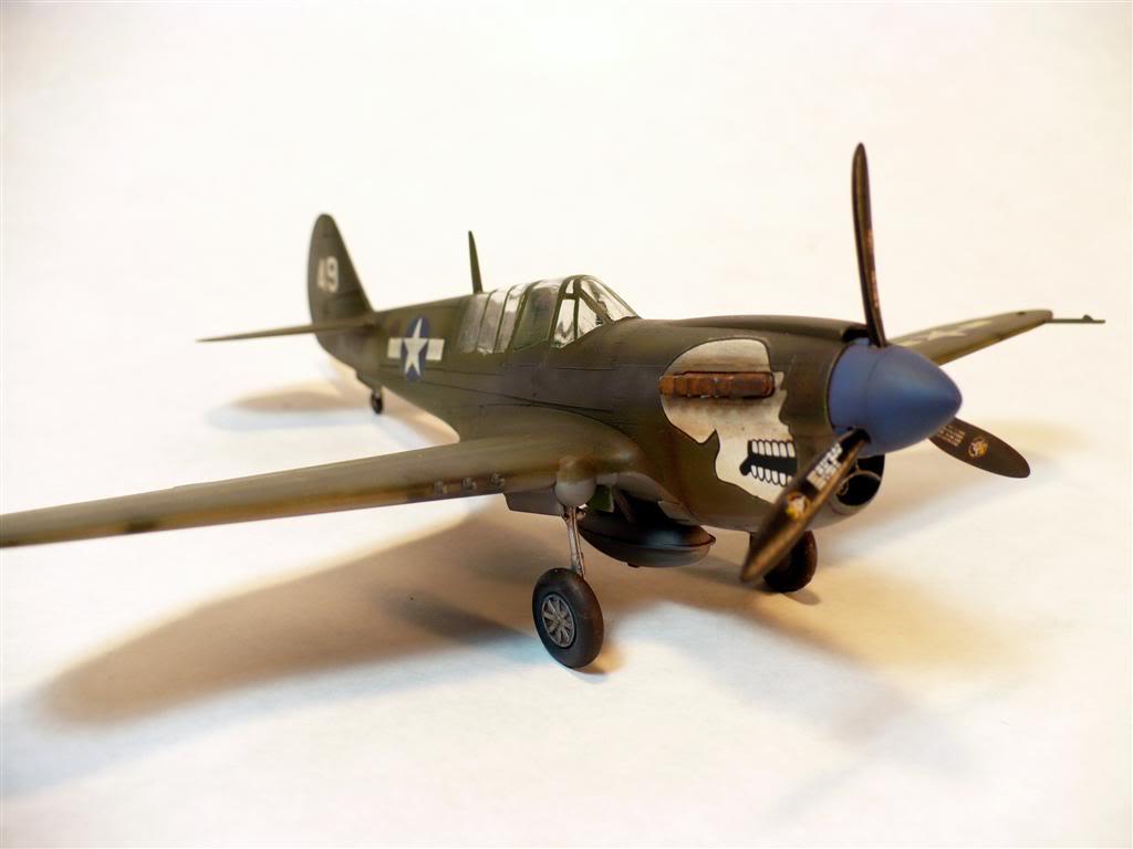 1/72 P-40 N Warhawk P1020679Large