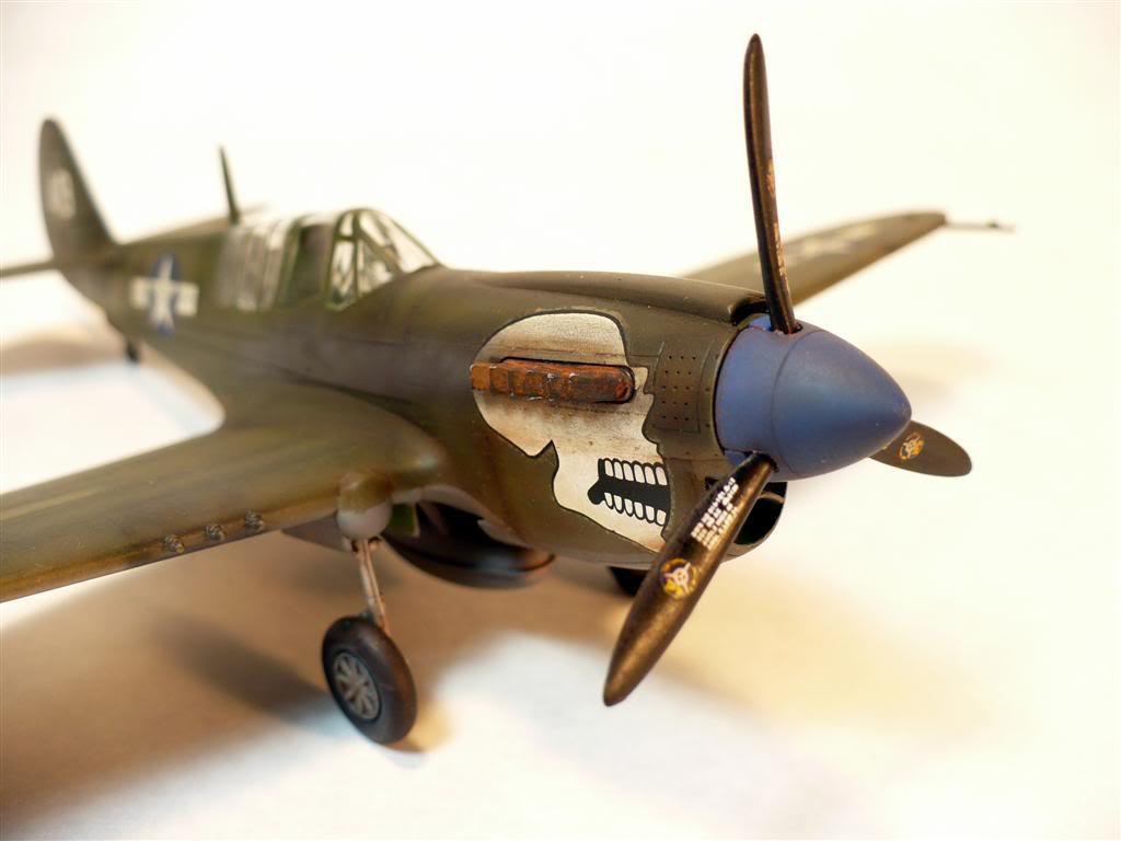 1/72 P-40 N Warhawk P1020681Large