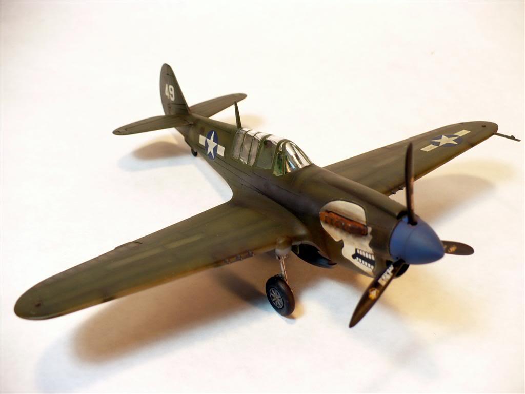 1/72 P-40 N Warhawk P1020682Large