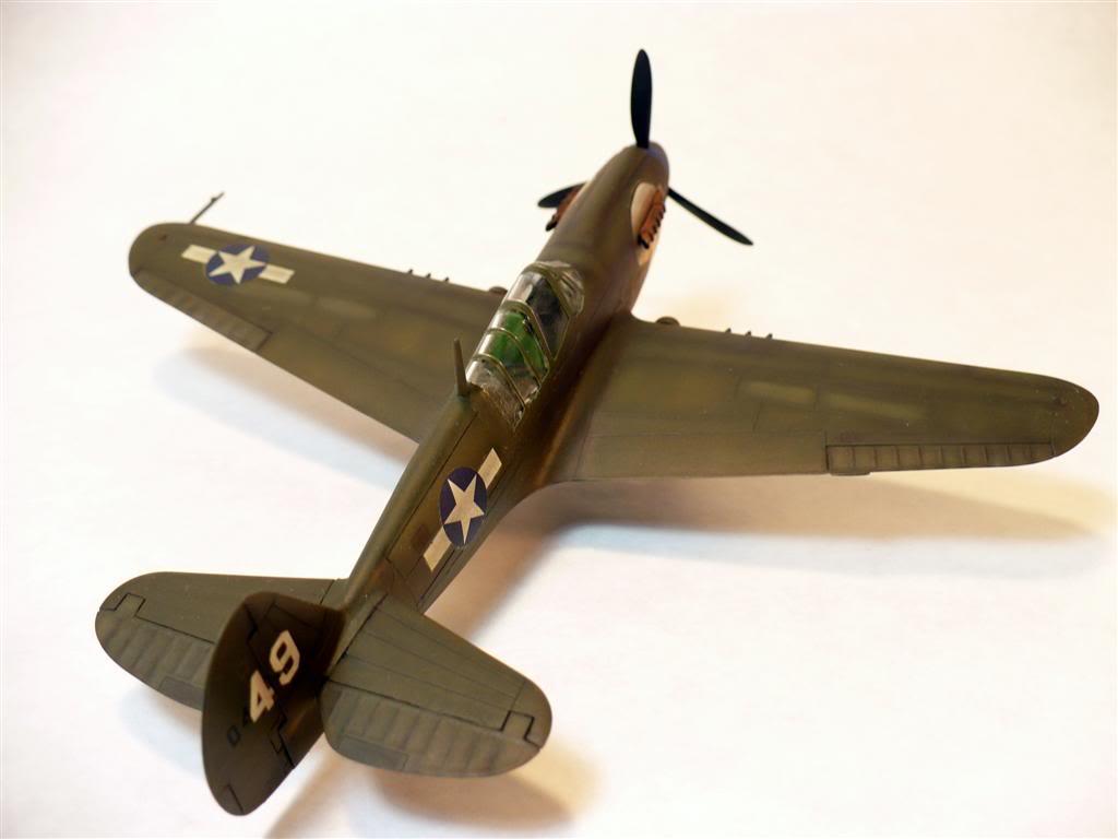 1/72 P-40 N Warhawk P1020687Large