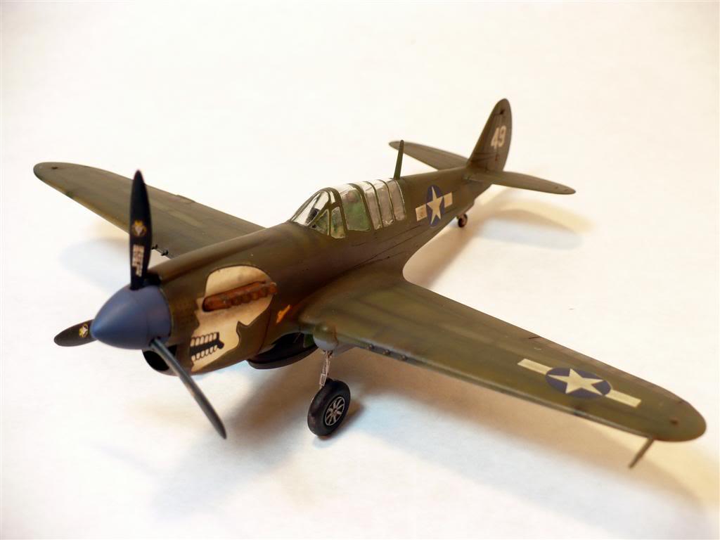 1/72 P-40 N Warhawk P1020692Large
