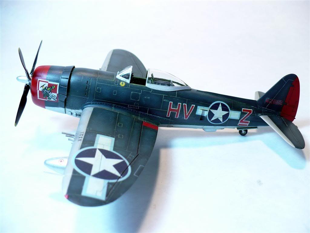 1/72 P-47M Thunderbolt - Capt.Witold Lanowski P1020700Large