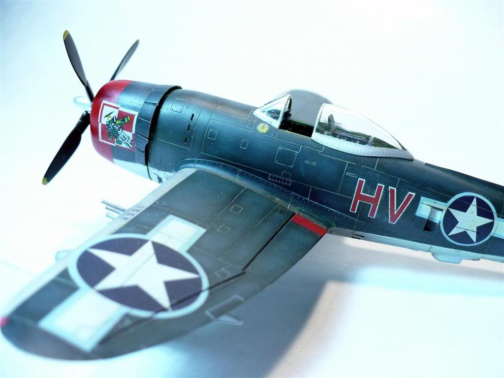 1/72 P-47M Thunderbolt - Capt.Witold Lanowski P1020702Large