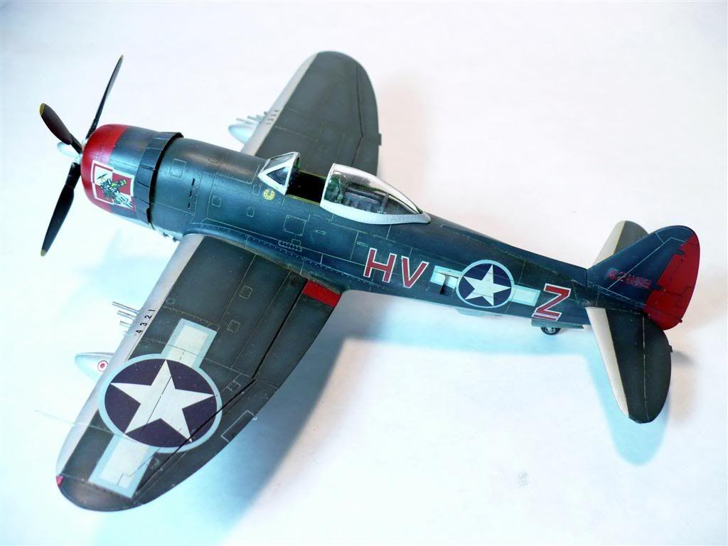1/72 P-47M Thunderbolt - Capt.Witold Lanowski P1020704Large