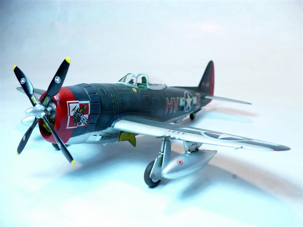 1/72 P-47M Thunderbolt - Capt.Witold Lanowski P1020707Large