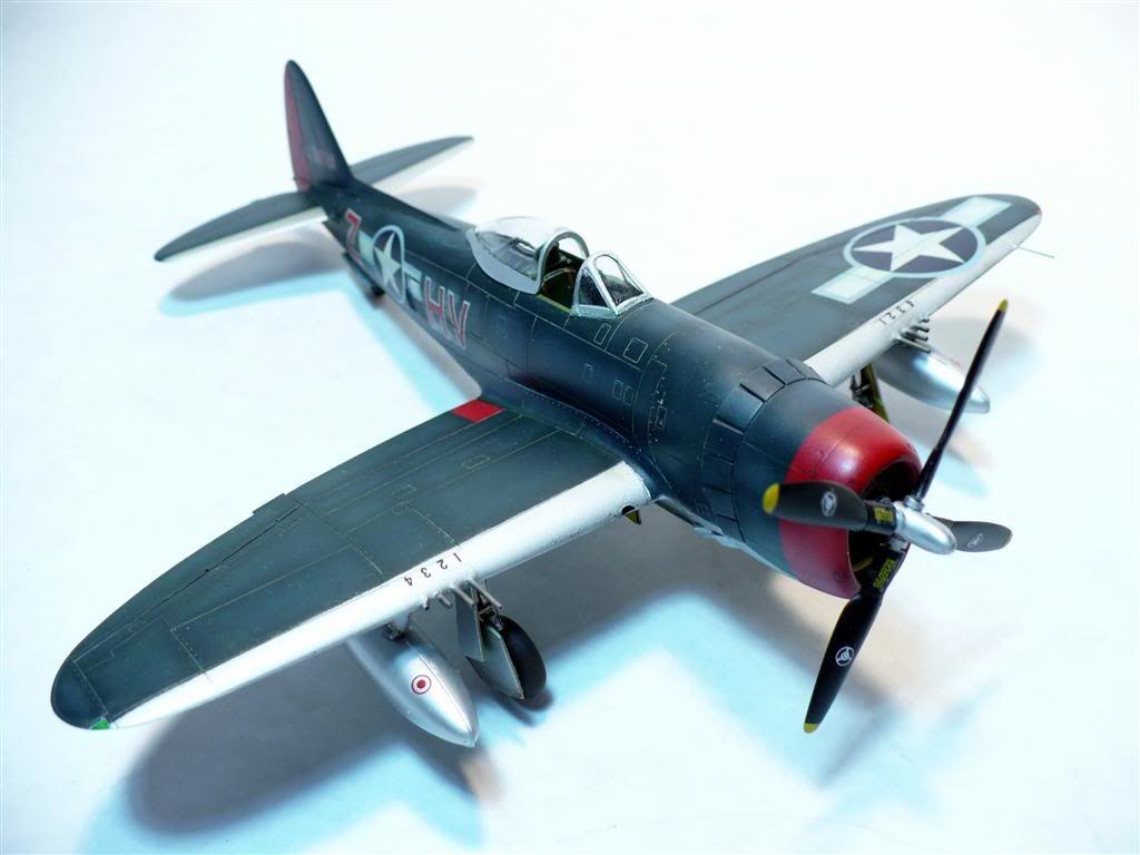 1/72 P-47M Thunderbolt - Capt.Witold Lanowski P1020711Large