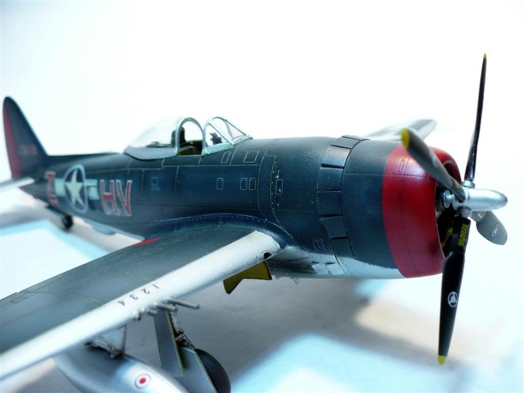 1/72 P-47M Thunderbolt - Capt.Witold Lanowski P1020713Large