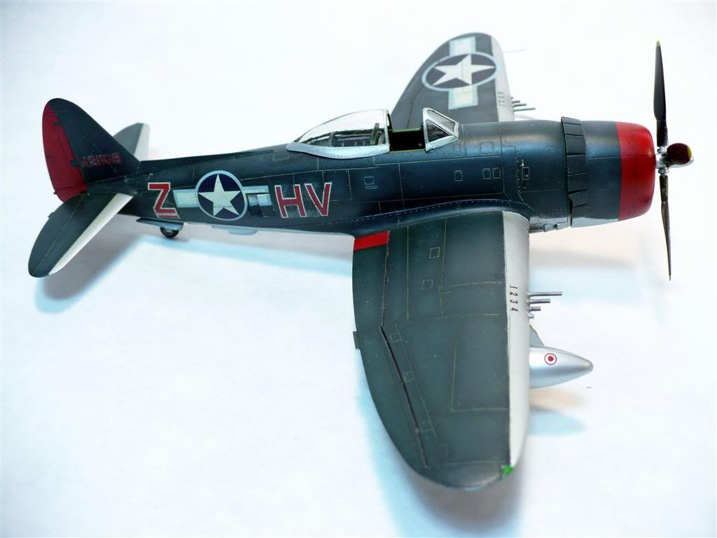 1/72 P-47M Thunderbolt - Capt.Witold Lanowski P1020716Large