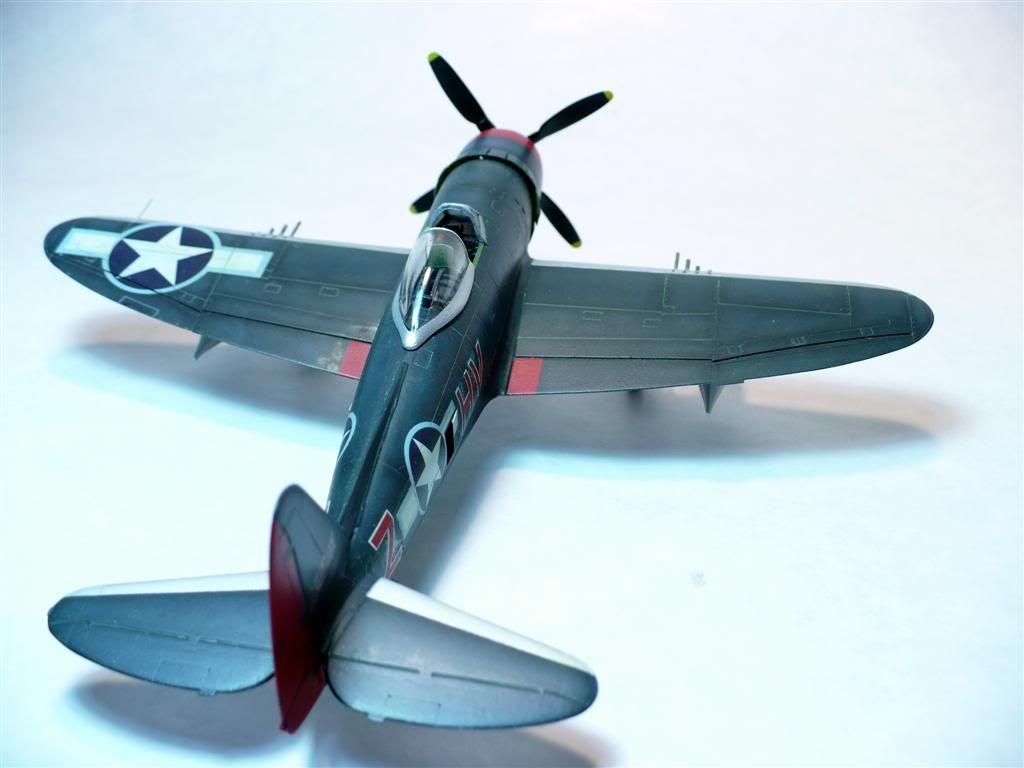 1/72 P-47M Thunderbolt - Capt.Witold Lanowski P1020723Large