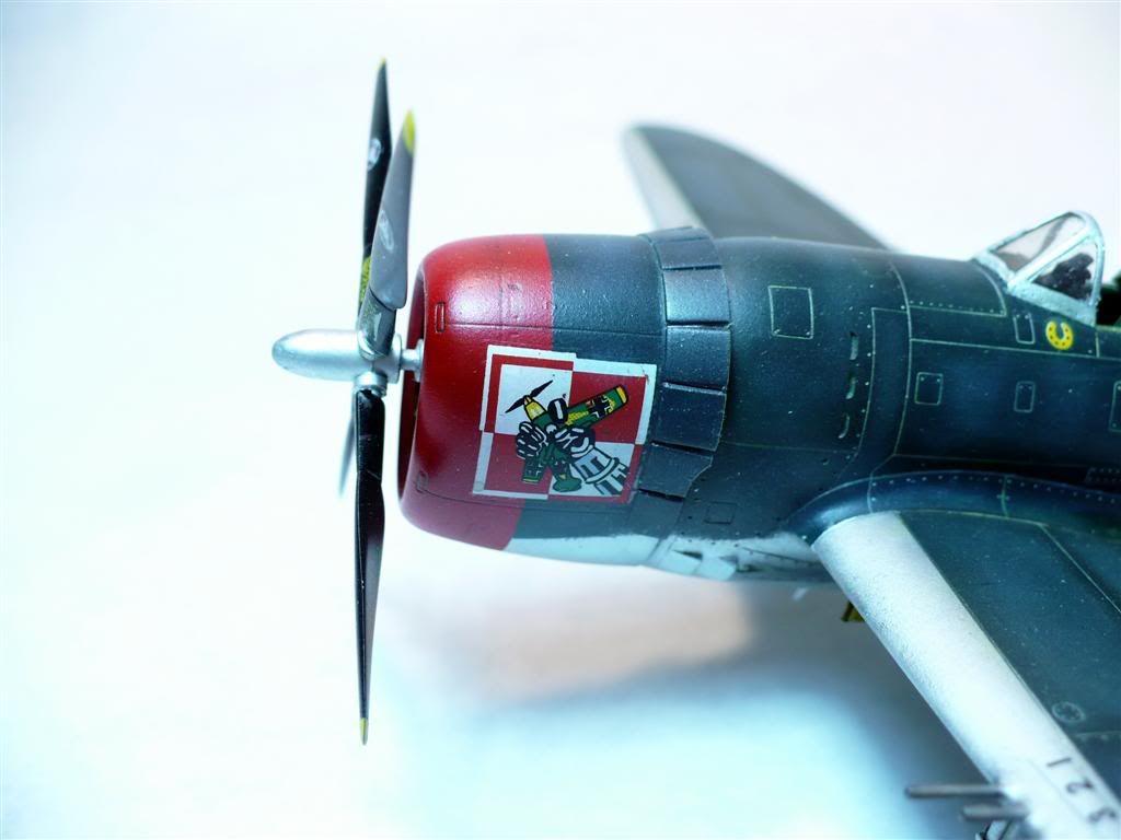 1/72 P-47M Thunderbolt - Capt.Witold Lanowski P1020727Large