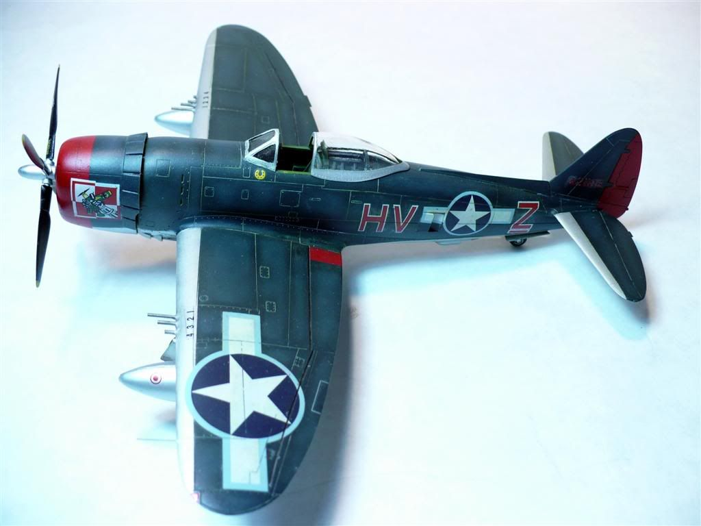 1/72 P-47M Thunderbolt - Capt.Witold Lanowski P1020728Large