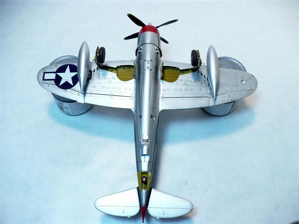 1/72 P-47M Thunderbolt - Capt.Witold Lanowski P1020729Large