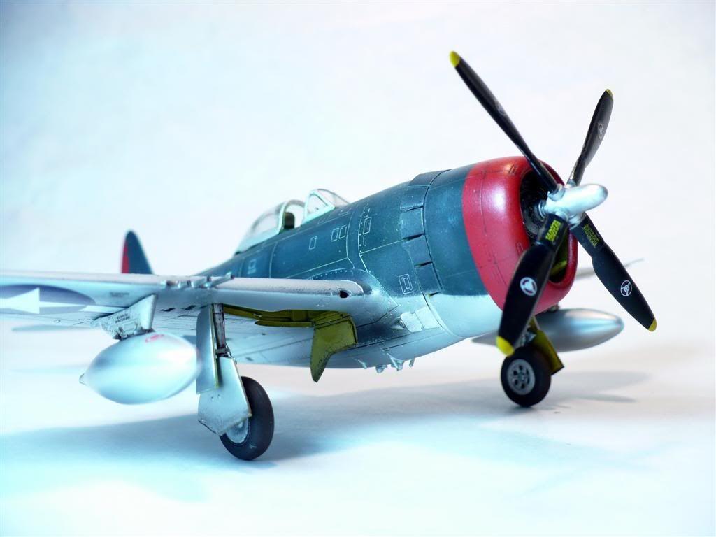1/72 P-47M Thunderbolt - Capt.Witold Lanowski P1020736Large