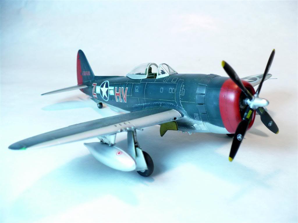 1/72 P-47M Thunderbolt - Capt.Witold Lanowski P1020737Large