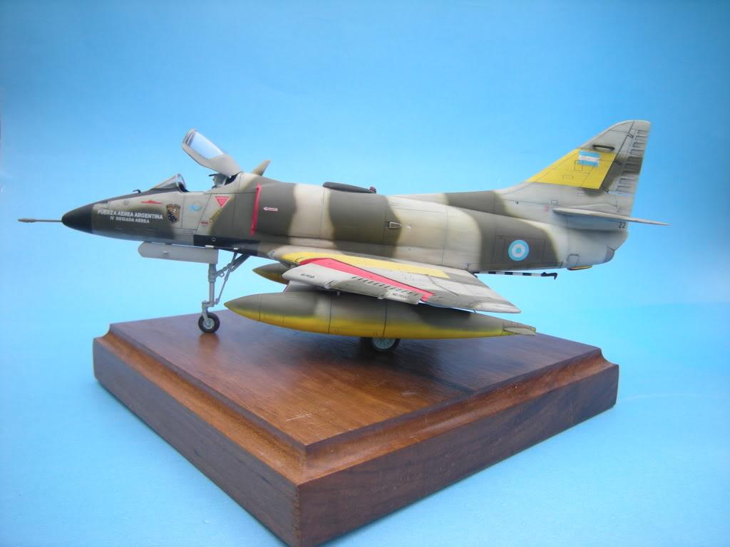 Skyhawk A4 C. 4º Brigada Aérea DSCN3385