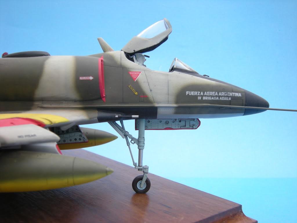 Skyhawk A4 C. 4º Brigada Aérea DSCN3388