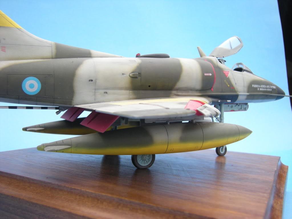 Skyhawk A4 C. 4º Brigada Aérea DSCN3389