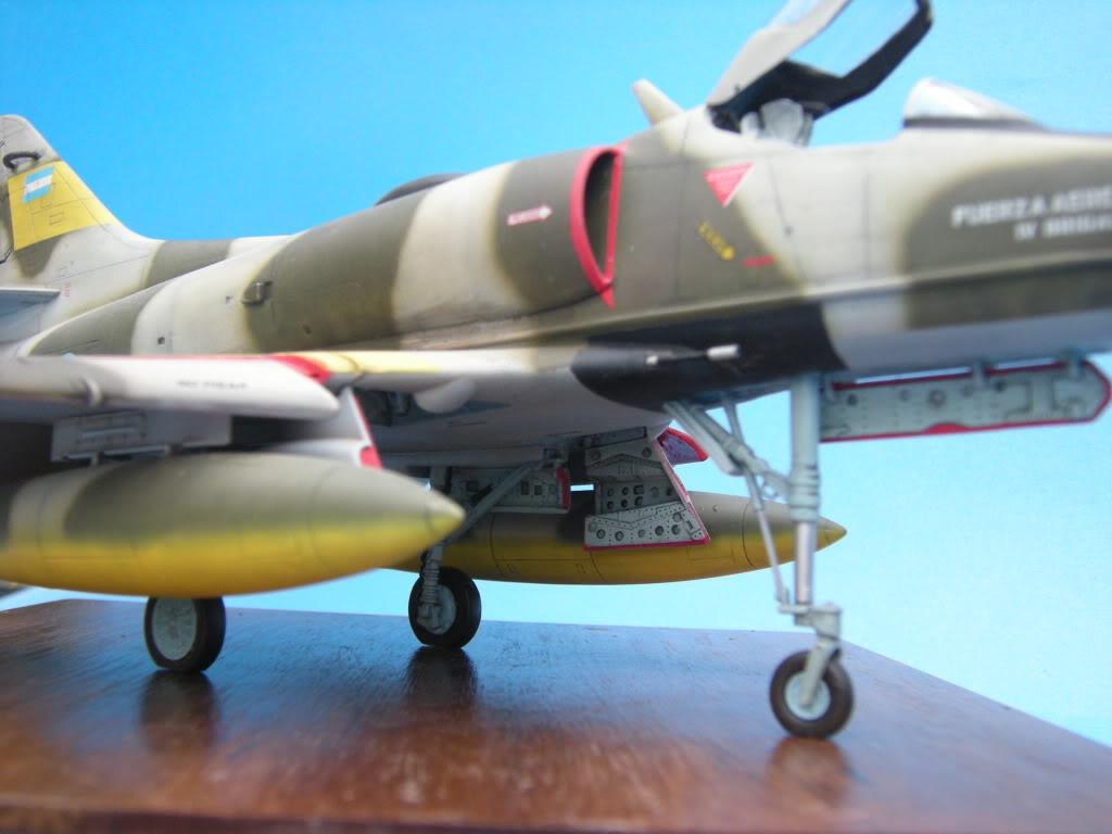 Skyhawk A4 C. 4º Brigada Aérea DSCN3390