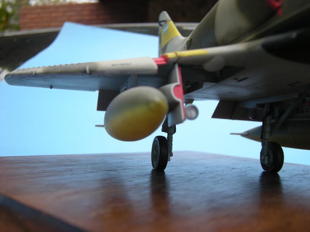 Skyhawk A4 C. 4º Brigada Aérea DSCN3392
